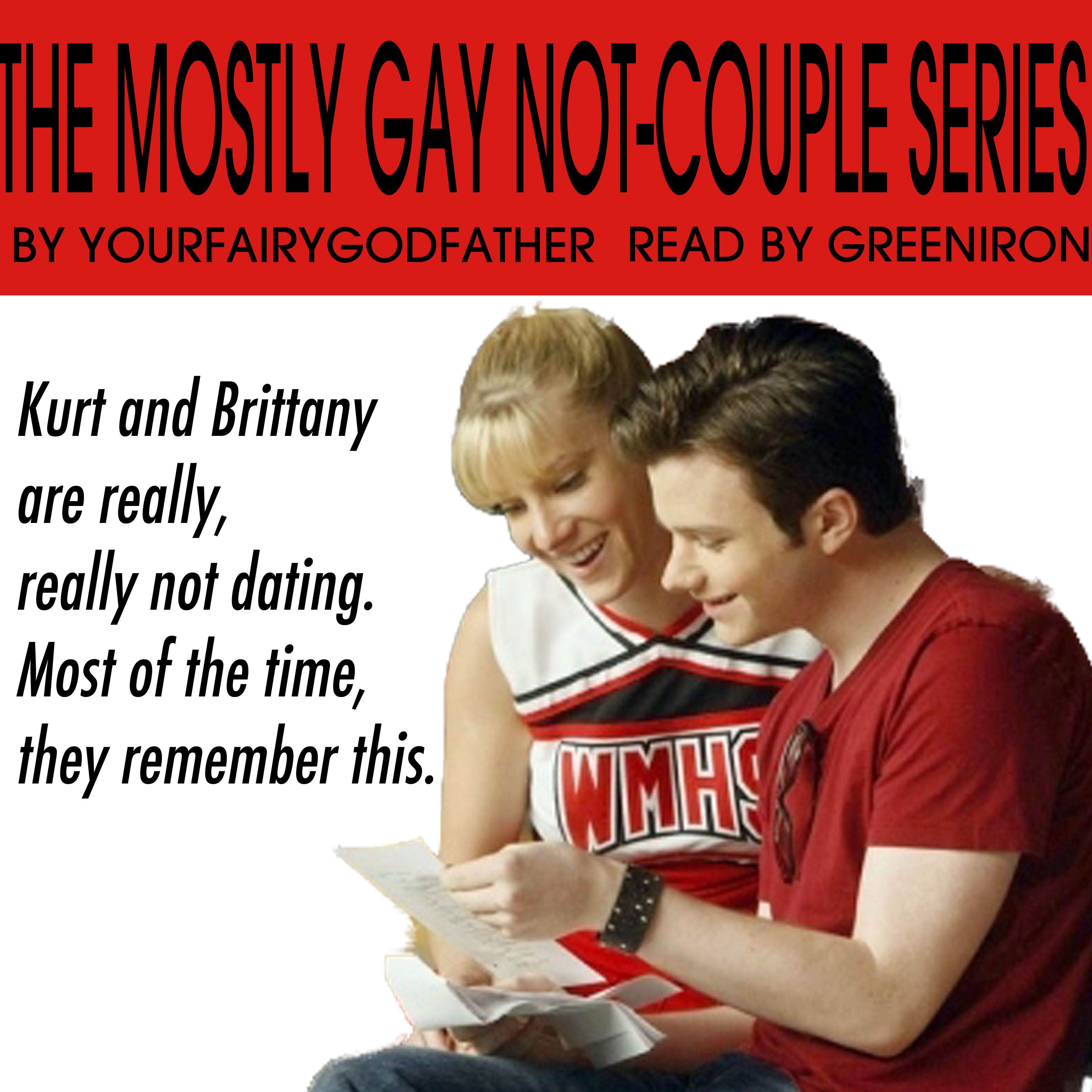 Mostly Gay Not Couple series cover